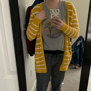 Old Navy Ribbed Cardigan